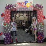 balon dekorasi 2