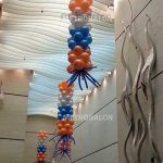 Balon dekorasi gantung 3