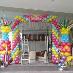 balon dekorasi gapura 1