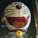balon karakter doraemon