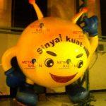 balon maskot