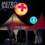 Balon Sign Medic