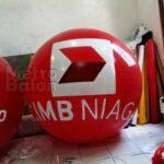 Balon Bulat CIMB Niaga