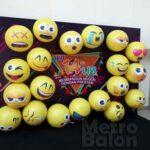 Balon Bulat Dekorasi Photo Boot
