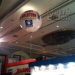 Balon Bulat Isi gas helium