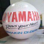 balon Bulat lempar Diameter 1.5m